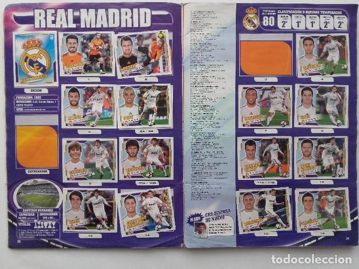 Coleccionismo deportivo: ALBUM CROMOS FUTBOL LIGA 2010 2011, COLECCIONES ESTE, CONTIENE 492 CROMOS + 27 CROMO CHICLE - Foto 11 - 119930827
