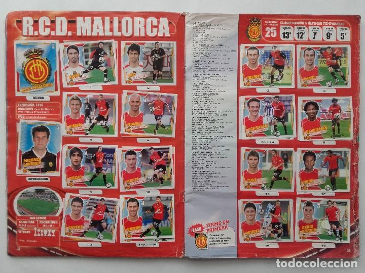 Coleccionismo deportivo: ALBUM CROMOS FUTBOL LIGA 2010 2011, COLECCIONES ESTE, CONTIENE 492 CROMOS + 27 CROMO CHICLE - Foto 13 - 119930827
