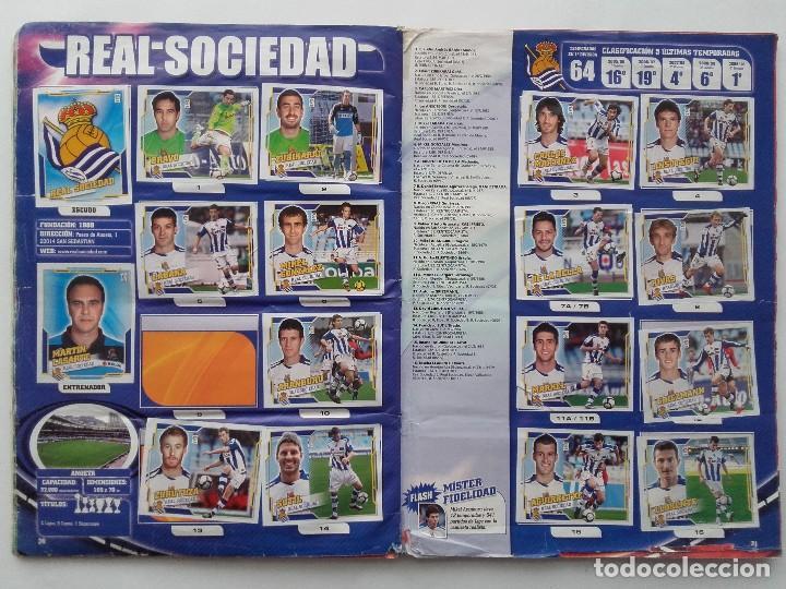 Coleccionismo deportivo: ALBUM CROMOS FUTBOL LIGA 2010 2011, COLECCIONES ESTE, CONTIENE 492 CROMOS + 27 CROMO CHICLE - Foto 16 - 119930827