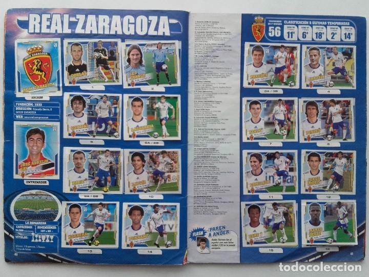 Coleccionismo deportivo: ALBUM CROMOS FUTBOL LIGA 2010 2011, COLECCIONES ESTE, CONTIENE 492 CROMOS + 27 CROMO CHICLE - Foto 21 - 119930827