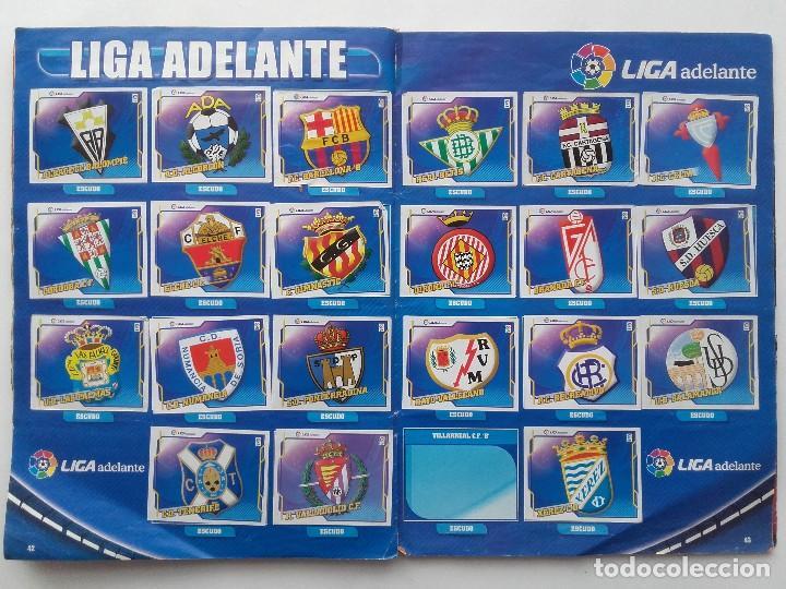 Coleccionismo deportivo: ALBUM CROMOS FUTBOL LIGA 2010 2011, COLECCIONES ESTE, CONTIENE 492 CROMOS + 27 CROMO CHICLE - Foto 22 - 119930827