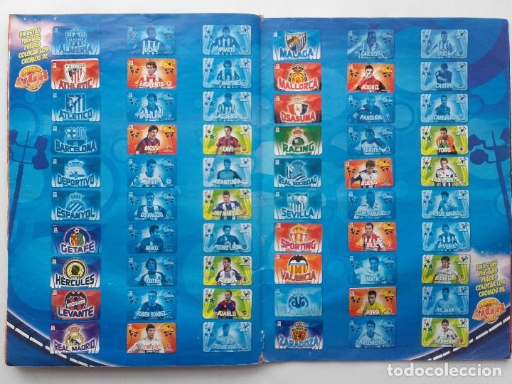 Coleccionismo deportivo: ALBUM CROMOS FUTBOL LIGA 2010 2011, COLECCIONES ESTE, CONTIENE 492 CROMOS + 27 CROMO CHICLE - Foto 26 - 119930827