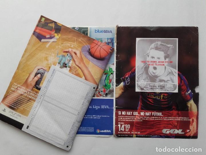 Coleccionismo deportivo: ALBUM CROMOS FUTBOL LIGA 2010 2011, COLECCIONES ESTE, CONTIENE 492 CROMOS + 27 CROMO CHICLE - Foto 27 - 119930827