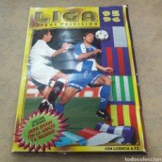 Coleccionismo deportivo: ÁLBUM FÚTBOL 1995 1996 95 96 ESTE NUEVA EDICIÓN CROMOS DIFÍCILES. Lote 120299742