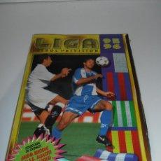 Coleccionismo deportivo: ALBUM DE CROMOS FUTBOL, LIGA 95 96 EDICIONES ESTE, COLOCAS Y FICHAJE BIS, 1995 1996. Lote 120319943