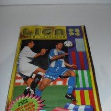 Coleccionismo deportivo: ALBUM DE CROMOS FUTBOL, LIGA 95 96 EDICIONES ESTE, COLOCAS, 1995 1996. Lote 120321679