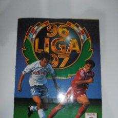 Coleccionismo deportivo: ALBUM DE CROMOS FUTBOL, LIGA 96 97 EDICIONES ESTE, COLOCAS, 1996 1997. Lote 120322599