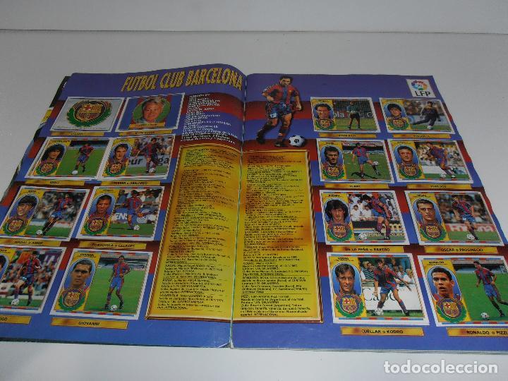 Coleccionismo deportivo: ALBUM DE CROMOS FUTBOL, LIGA 96 97 EDICIONES ESTE, COLOCAS, 1996 1997 - Foto 3 - 120322599