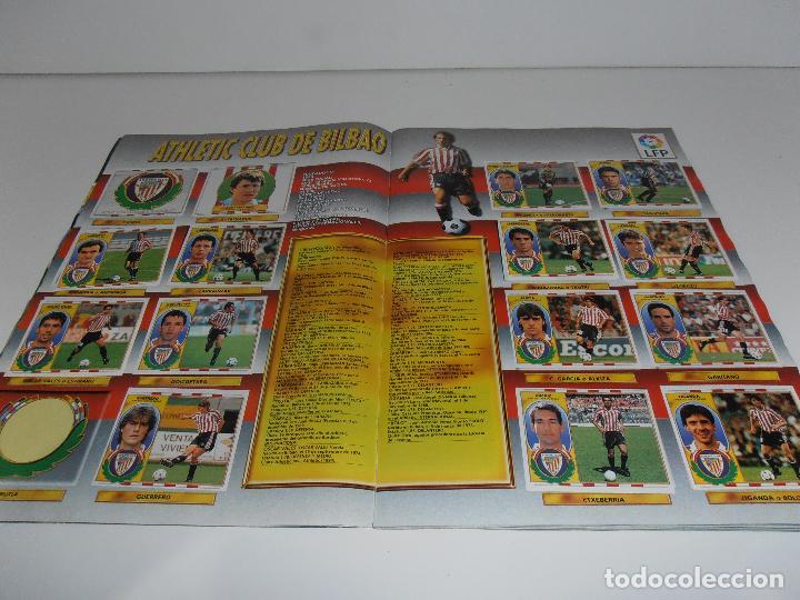 Coleccionismo deportivo: ALBUM DE CROMOS FUTBOL, LIGA 96 97 EDICIONES ESTE, COLOCAS, 1996 1997 - Foto 5 - 120322599