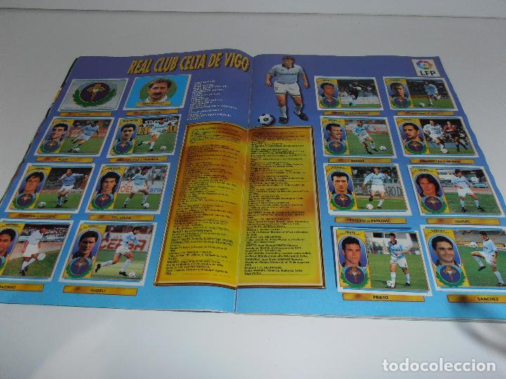 Coleccionismo deportivo: ALBUM DE CROMOS FUTBOL, LIGA 96 97 EDICIONES ESTE, COLOCAS, 1996 1997 - Foto 6 - 120322599