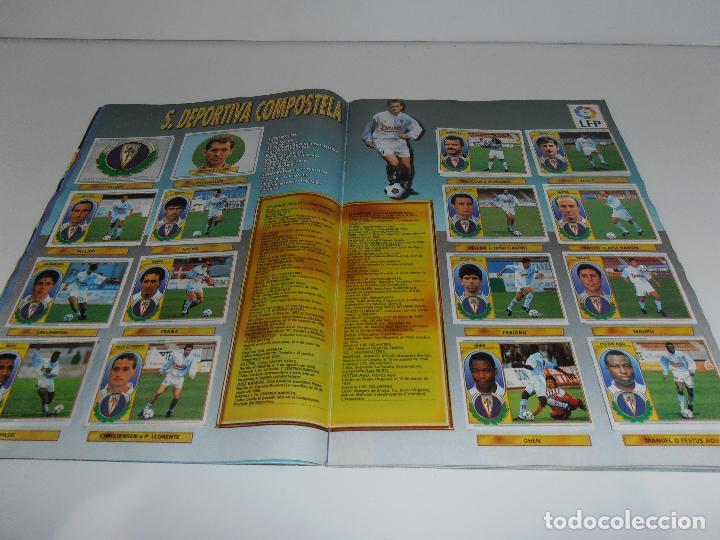 Coleccionismo deportivo: ALBUM DE CROMOS FUTBOL, LIGA 96 97 EDICIONES ESTE, COLOCAS, 1996 1997 - Foto 7 - 120322599