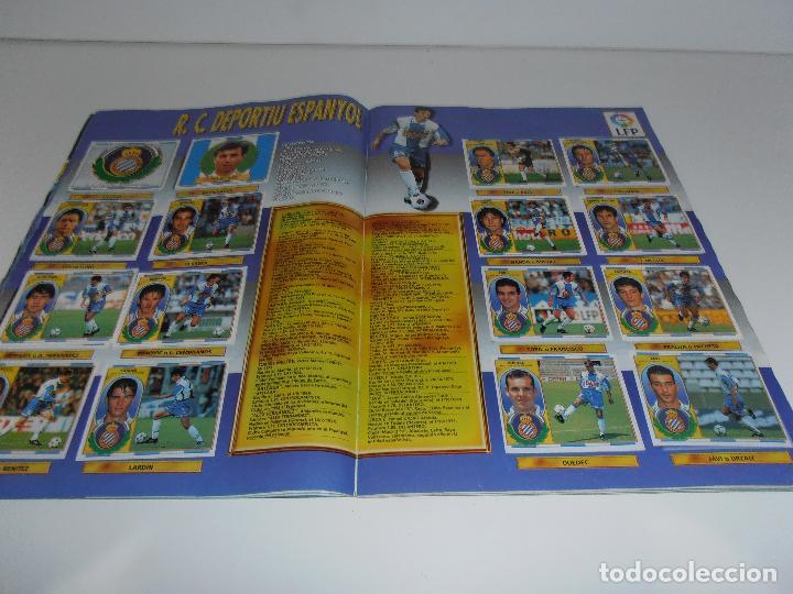 Coleccionismo deportivo: ALBUM DE CROMOS FUTBOL, LIGA 96 97 EDICIONES ESTE, COLOCAS, 1996 1997 - Foto 9 - 120322599