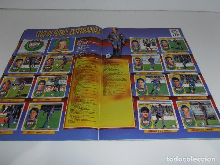 Coleccionismo deportivo: ALBUM DE CROMOS FUTBOL, LIGA 96 97 EDICIONES ESTE, COLOCAS, 1996 1997 - Foto 10 - 120322599