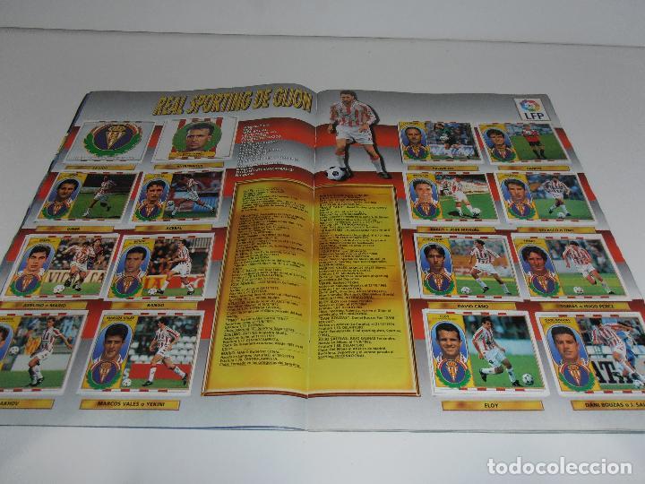 Coleccionismo deportivo: ALBUM DE CROMOS FUTBOL, LIGA 96 97 EDICIONES ESTE, COLOCAS, 1996 1997 - Foto 11 - 120322599