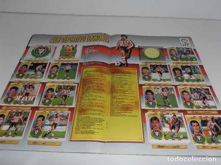Coleccionismo deportivo: ALBUM DE CROMOS FUTBOL, LIGA 96 97 EDICIONES ESTE, COLOCAS, 1996 1997 - Foto 13 - 120322599