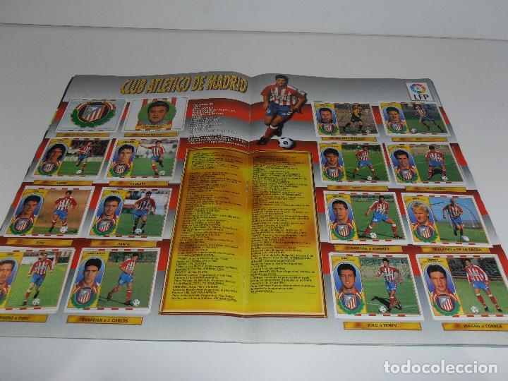Coleccionismo deportivo: ALBUM DE CROMOS FUTBOL, LIGA 96 97 EDICIONES ESTE, COLOCAS, 1996 1997 - Foto 14 - 120322599
