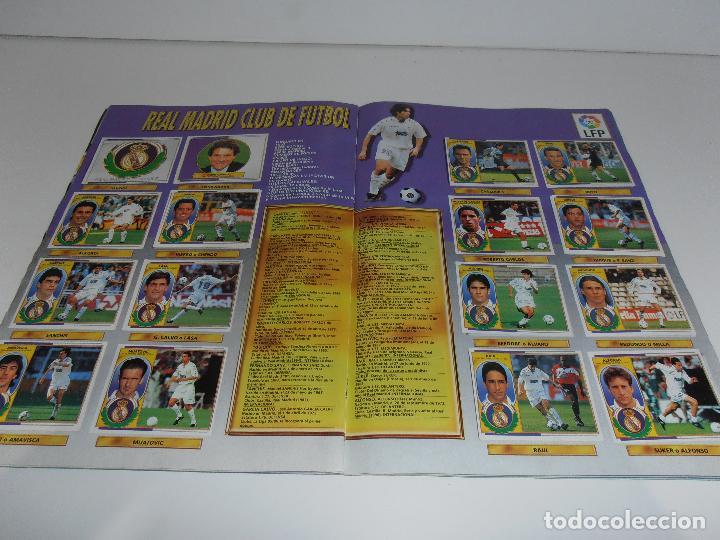 Coleccionismo deportivo: ALBUM DE CROMOS FUTBOL, LIGA 96 97 EDICIONES ESTE, COLOCAS, 1996 1997 - Foto 15 - 120322599