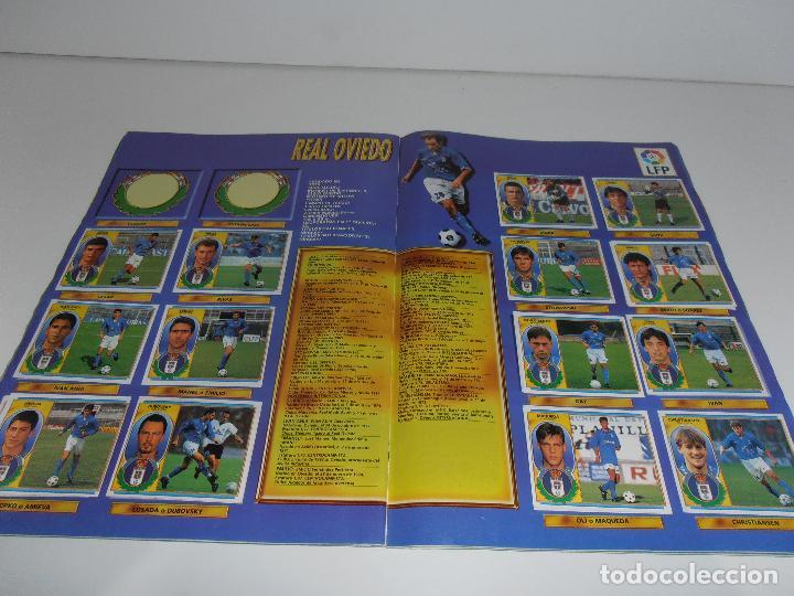Coleccionismo deportivo: ALBUM DE CROMOS FUTBOL, LIGA 96 97 EDICIONES ESTE, COLOCAS, 1996 1997 - Foto 16 - 120322599