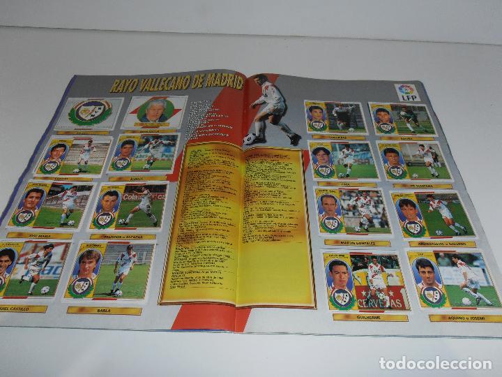 Coleccionismo deportivo: ALBUM DE CROMOS FUTBOL, LIGA 96 97 EDICIONES ESTE, COLOCAS, 1996 1997 - Foto 17 - 120322599