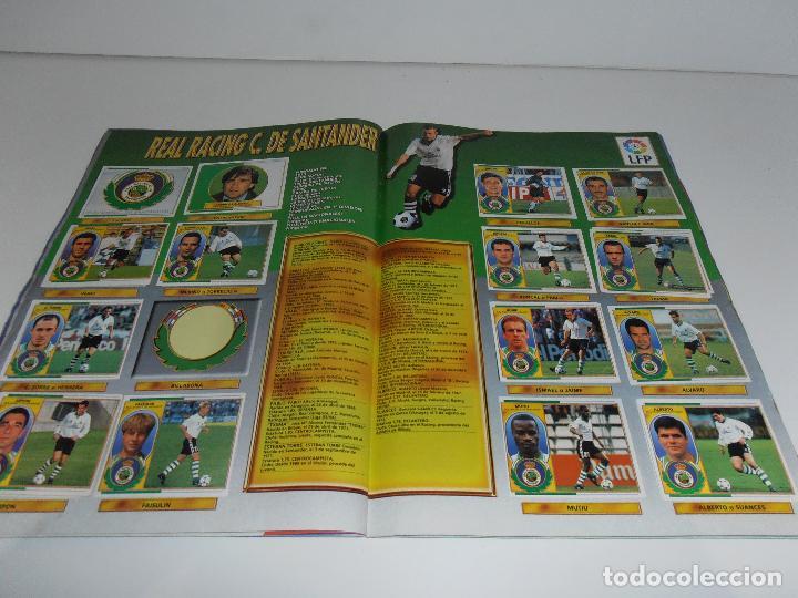 Coleccionismo deportivo: ALBUM DE CROMOS FUTBOL, LIGA 96 97 EDICIONES ESTE, COLOCAS, 1996 1997 - Foto 18 - 120322599