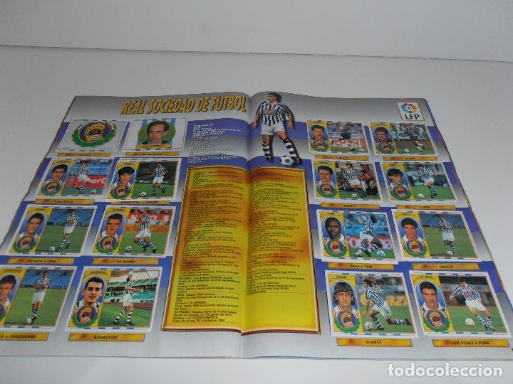 Coleccionismo deportivo: ALBUM DE CROMOS FUTBOL, LIGA 96 97 EDICIONES ESTE, COLOCAS, 1996 1997 - Foto 19 - 120322599