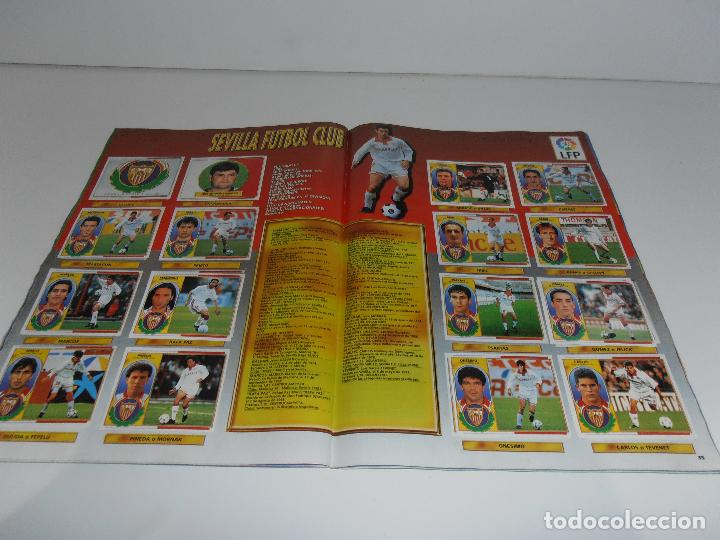 Coleccionismo deportivo: ALBUM DE CROMOS FUTBOL, LIGA 96 97 EDICIONES ESTE, COLOCAS, 1996 1997 - Foto 20 - 120322599
