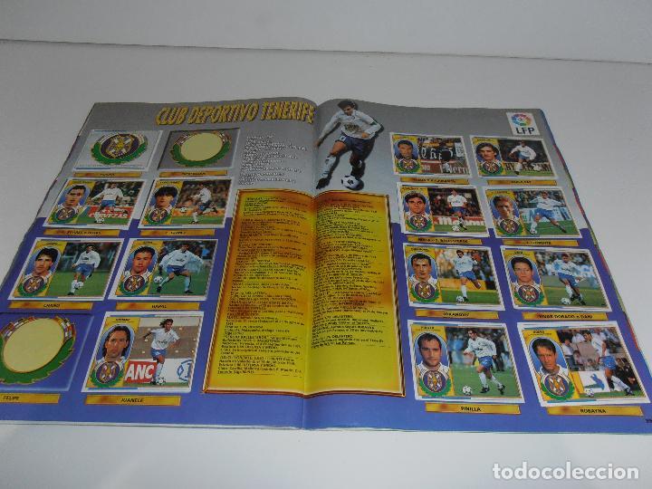 Coleccionismo deportivo: ALBUM DE CROMOS FUTBOL, LIGA 96 97 EDICIONES ESTE, COLOCAS, 1996 1997 - Foto 21 - 120322599