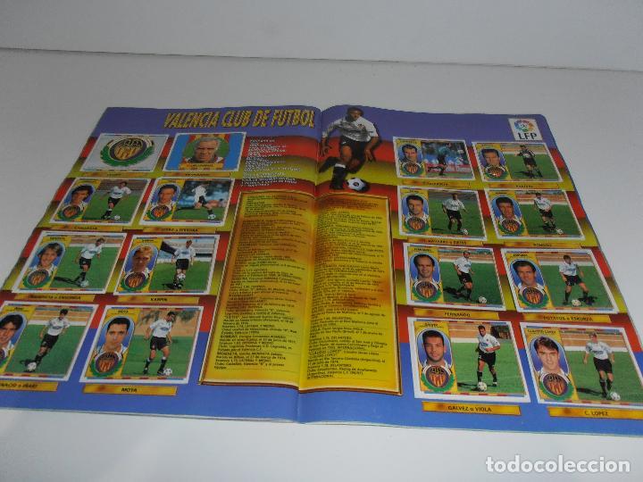 Coleccionismo deportivo: ALBUM DE CROMOS FUTBOL, LIGA 96 97 EDICIONES ESTE, COLOCAS, 1996 1997 - Foto 22 - 120322599