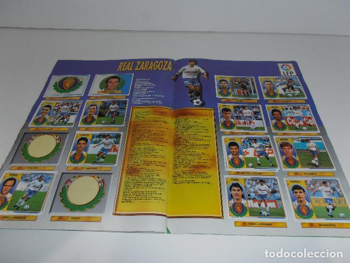Coleccionismo deportivo: ALBUM DE CROMOS FUTBOL, LIGA 96 97 EDICIONES ESTE, COLOCAS, 1996 1997 - Foto 24 - 120322599