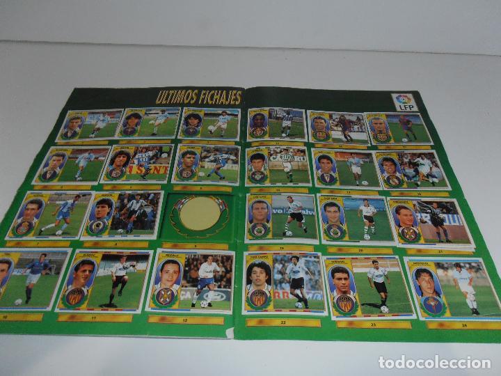 Coleccionismo deportivo: ALBUM DE CROMOS FUTBOL, LIGA 96 97 EDICIONES ESTE, COLOCAS, 1996 1997 - Foto 25 - 120322599