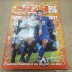 Coleccionismo deportivo: ÁLBUM FÚTBOL 2010 2011 10 11 ESTE PANINI. Lote 120440999