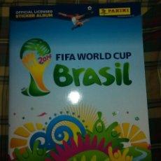 Coleccionismo deportivo: ALBUM DEL MUNDIAL DE BRASIL. Lote 120782467