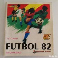 Coleccionismo deportivo: ALBUM PLANCHA FÚTBOL 82 PANINI. Lote 120811331