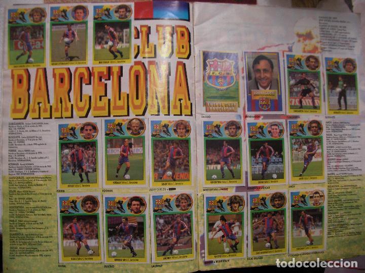Coleccionismo deportivo: ANTIGUO LIBRO DE CROMOS LIGA 93-94 - Foto 2 - 121170235