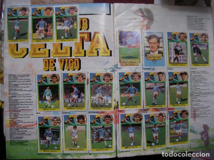 Coleccionismo deportivo: ANTIGUO LIBRO DE CROMOS LIGA 93-94 - Foto 4 - 121170235