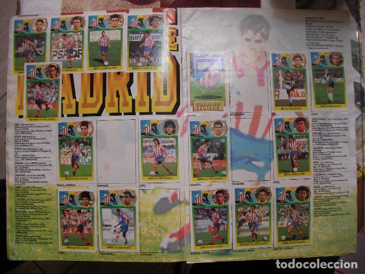 Coleccionismo deportivo: ANTIGUO LIBRO DE CROMOS LIGA 93-94 - Foto 9 - 121170235