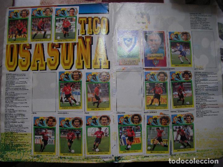 Coleccionismo deportivo: ANTIGUO LIBRO DE CROMOS LIGA 93-94 - Foto 11 - 121170235