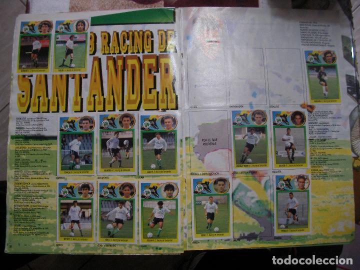Coleccionismo deportivo: ANTIGUO LIBRO DE CROMOS LIGA 93-94 - Foto 14 - 121170235