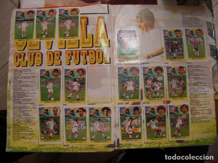 Coleccionismo deportivo: ANTIGUO LIBRO DE CROMOS LIGA 93-94 - Foto 15 - 121170235