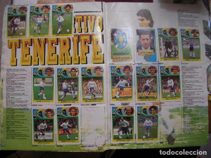 Coleccionismo deportivo: ANTIGUO LIBRO DE CROMOS LIGA 93-94 - Foto 17 - 121170235