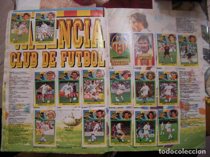 Coleccionismo deportivo: ANTIGUO LIBRO DE CROMOS LIGA 93-94 - Foto 18 - 121170235