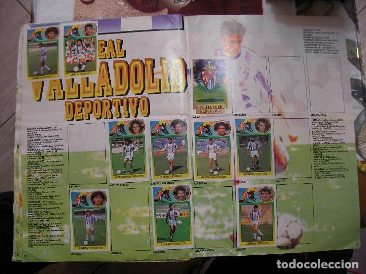 Coleccionismo deportivo: ANTIGUO LIBRO DE CROMOS LIGA 93-94 - Foto 19 - 121170235