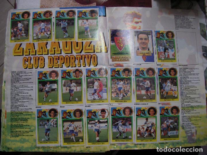 Coleccionismo deportivo: ANTIGUO LIBRO DE CROMOS LIGA 93-94 - Foto 21 - 121170235