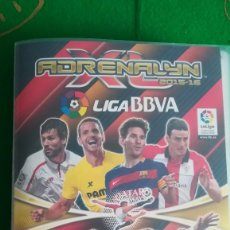 Coleccionismo deportivo: ADRENALYN XL 2015-2016 15-16 QUE CONTIENE 539 CROMOS. Lote 122027503