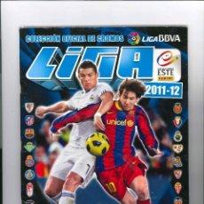 Coleccionismo deportivo: LIGA DE FUTBOL 2011 - 2012 LIGA BBV. Lote 122163099