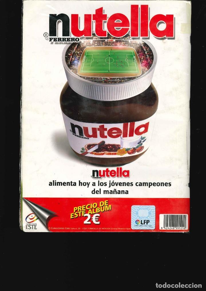 Coleccionismo deportivo: ALBUM DE CROMOS LIGA 2003 -2004 - Foto 2 - 122163719