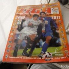 Coleccionismo deportivo: LIGA 2011. Lote 122606683