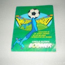 Coleccionismo deportivo: ALBUM CHICLE FUTBOL BOOMER. Lote 122642623