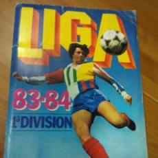 Coleccionismo deportivo: ALBUM LIGA EDICIONES ESTE 83 / 84 - BUEN ESTADO. Lote 122998751