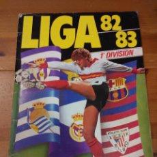 Coleccionismo deportivo: ALBUM LIGA EDICIONES ESTE 82 / 83 - BUEN ESTADO. Lote 122999019